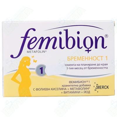 ФЕМИБИОН 1 ТАБЛЕТКИ Х 30