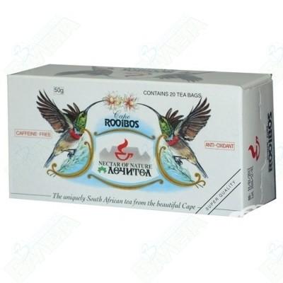ЧАЙ РОЙБОС ФИЛТЪР 20БР ЛЕЧИТЕЛ