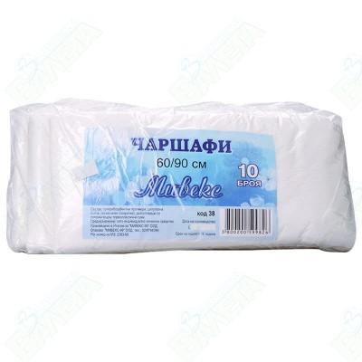 МИВЕКС ПОСТЕЛКИ 60/90 СРЕДНИ Х 10