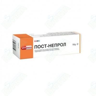 ПОСТ-НЕПРОЛ гел 50г.