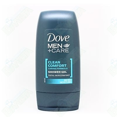 DOVE / ДАВ МЕН ДУШ ГЕЛ CLEAN COMFORT 55 мл