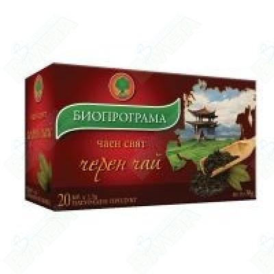 ЧАЙ ЧЕРЕН ФИЛТЪР БП
