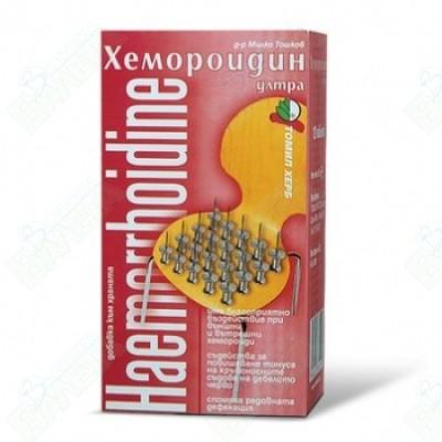 ХЕМОРОИДИН Х 120 Д-Р ТОШКОВ