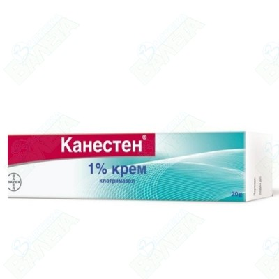 КАНЕСТЕН КРЕМ 1% 20 г