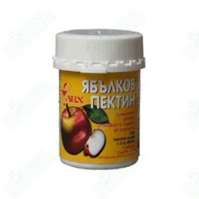 ПЕКТИН ЯБЪЛКОВ ТАБЛ.500МГ Х 60
