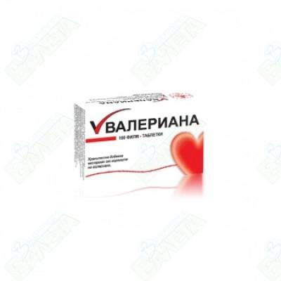 ВАЛЕРИАНА ТАБЛ. Х 100 ЕВЕЛИН