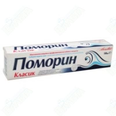 ПЗ ПОМОРИН КЛАСИК 100МЛ