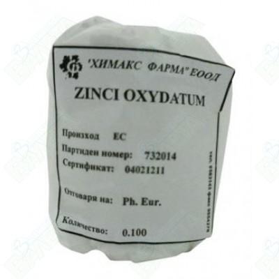 ЦИНКОВ ОКСИД 100 гр. Химакс