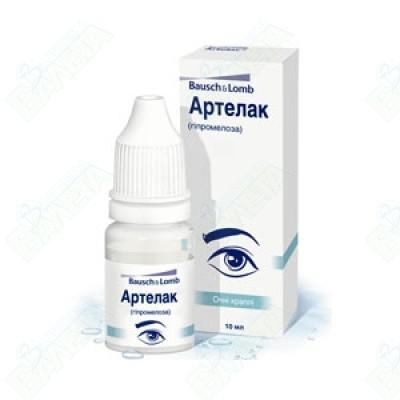 АРТЕЛАК КОЛИР 3.2 мг/мл 10 мл