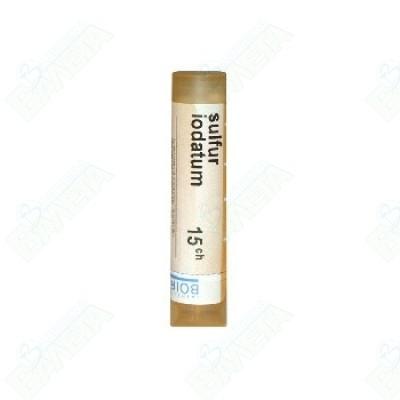 Boiron Sulfur Iodatum / СУЛФУР ЙОДАТУМ CH 15