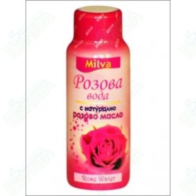 РОЗОВА ВОДА с натурално розово масло 110 мл.