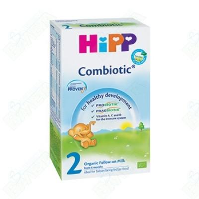 ХИП КОМБИОТИК 2 Преходно мляко 300 гр.