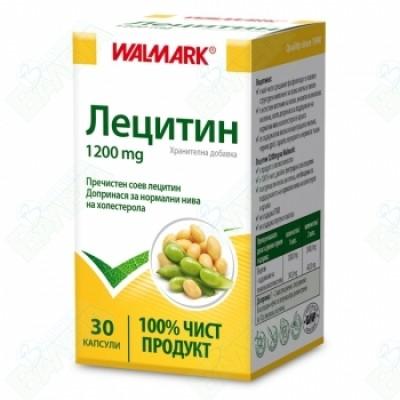 ЛЕЦИТИН ВАЛМАРК КАПСУЛИ Х 30