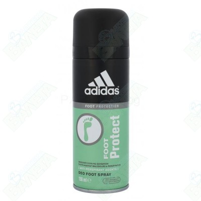 Adidas Foot Deo / АДИДАС СПРЕЙ ЗА КРАКА