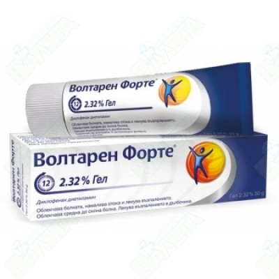 ВОЛТАРЕН ФОРТЕ ГЕЛ 2.32% 50 ГР