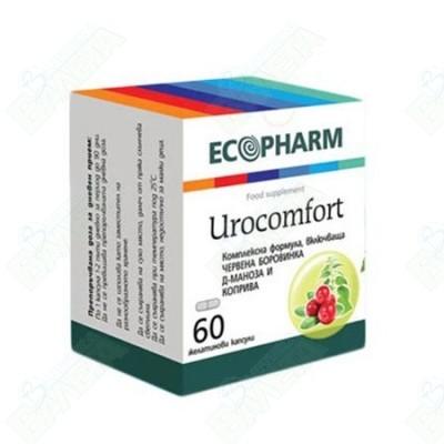 Urokomfort / УРОКОМФОРТ КАПСУЛИ х  60