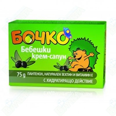 БОЧКО КРЕМ САПУН 75 гр..