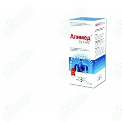 АПИМЕД БРОНХО сироп 100мл.