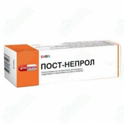 ПОСТ-НЕПРОЛ гел 20г.