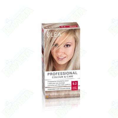 ЕЛЕА БОЯ Пясъчно русо / ELEA Professional Colour & Care 9.2