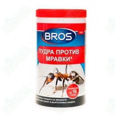 БРОС ПУДРА ПРОТИВ МРАВКИ 100 гр.