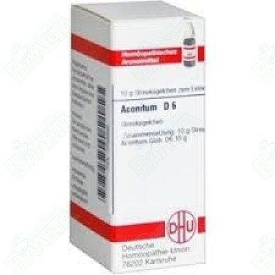 АКОНИТУМ D6
