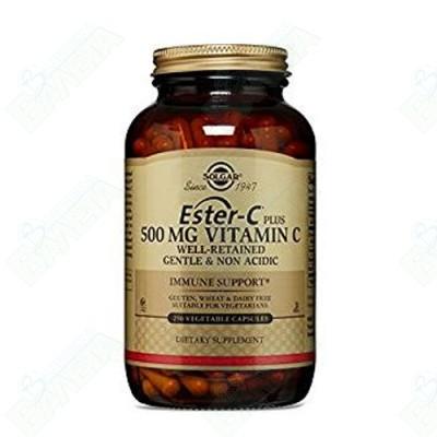 ЕСТЕР Ц 500 мг капсули  50 бр