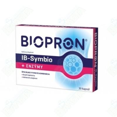Биопрон Ай Би симбио + ензими x 30 капс.