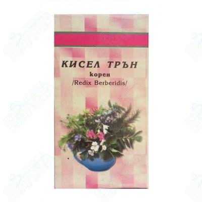 ШАРКОВИ КИСЕЛ ТРЪН КОРЕН /Radix Berberidis/ 50 г