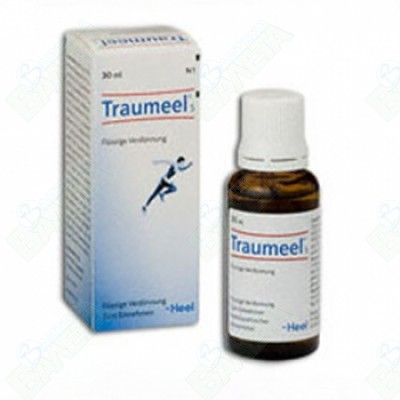 TRAUMEEL / ТРАУМИЛ С СОЛ 30 МЛ