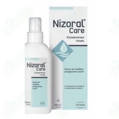 NIZORAL / НИЗОРАЛ ТОНИК 100 мл