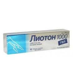 ЛИОТОН 1000 ГЕЛ 50 ГР