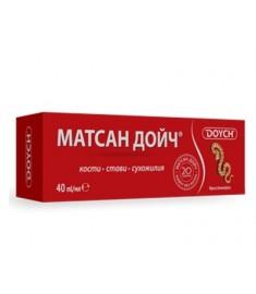 МАТСАН ДОЙЧ 40МЛ ЧЕРВЕН АНТИРЕВМАТИЧЕН
