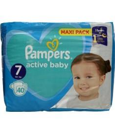 ПАМПЕРС PAMPERS N7 15 + Х 40