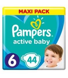 ПАМПЕРС PAMPERS МАКСИ S6 13-18 кг X 44