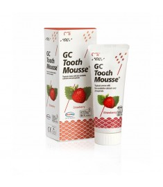 GC ПАСТА ЗА ЗЪБИ TOOTH MOUSSE ЯГОДА 35МЛ