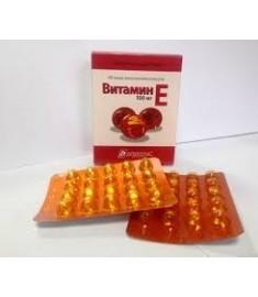 PHARMA ВИТАМИН Е КАПСУЛИ 100 мг X 60