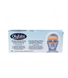 ОЛИТАБС 200 мг/30 мг Х12