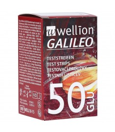 WELLION®GALILEO ТЕСТ ЛЕНТИ  X50