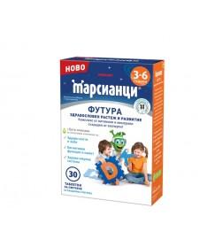 МАРСИАНЦИ ФУТУРА 3-6Г. ТАБЛ. Х 30