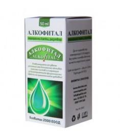 АЛКОФИТАЛ КАПКИ  50 МЛ