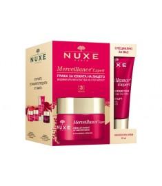 Nuxe / НУКС Merveillance expert крем за нормална кожа + околоочен крем