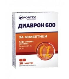 ДИАВРОН 600 ТАБЛ. Х 30 + 10 ПОДАРЪК