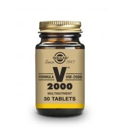 СОЛГАР МУЛТИВИТАМИНИ VM 2000 30 ТБ
