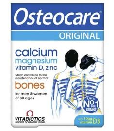 Osteocare / ОСТЕОКЕР КАЛЦИЙ+МАГНЕЗИЙ+ВИТАМИН D+ЦИНК Х 30