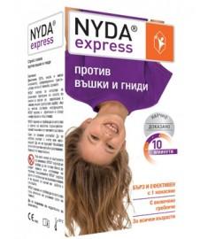 NYDA EXSPRESS / НАЙДА ЕКСПРЕС ЛОСИОН-СПРЕЙ ПРОТИВ ВЪШКИ 50 мл
