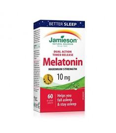 МЕЛАТОНИН MAX 10мг. х 60 табл JAMIESON