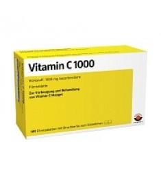 ВИТАМИН C 1000 мг. х 20 тбл. WORWAG