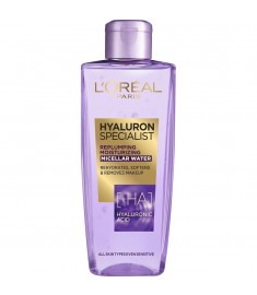 LOREAL HYALURON EXPERT / ЛОРЕАЛ МИЦЕЛАРНА ВОДА 200 мл