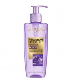 L'OREAL HYALURON EXPERT / ЛОРЕАЛ ПОЧИСТВАЩ ГЕЛ 200 мл